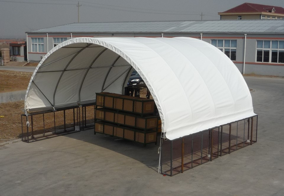 Arch Shelter Mountable