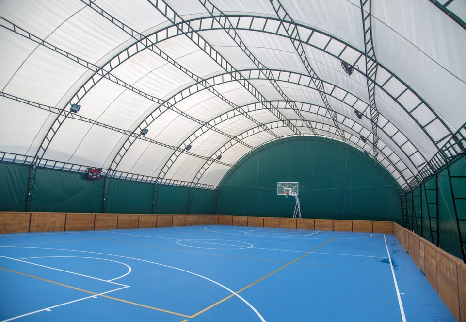 Sports Fabric Structures